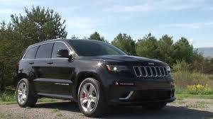 2014 Jeep Grand Cherokee SRT - TestDriveNow.com Review with Steve ...
