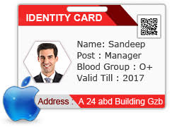 Identity Card Design Drpu Id Card Designer Corporate Edition For Mac Designs Id Cards On