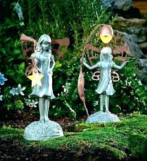 outdoor fairy statues garden fairies statues figurines fairy the gardens for outdoor deer decor outdoor fairy statues