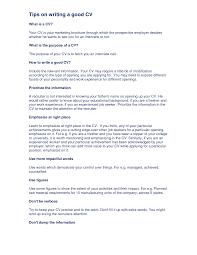 Proper Way To Do A Resume - Sidemcicek.com | Resume For Study