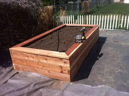 cedar raised bed kit awesome cedar wood raised garden beds bed design for douglas fir
