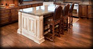 Wood In Kitchen Floors Wooden Kitchen Flooring Ideas Zampco