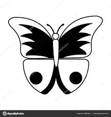 かわいい蝶の分離アイコン ストックベクター Yupiramos 138075284