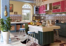 Mediterranean Kitchen Decor Decorating A Modern Mediterranean Kitchen Jerry Enos Painting
