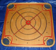 Old Fashioned Wooden Games carrom Playing Games Pinterest Childhood toys and Childhood 6