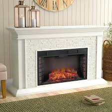 fireplace simulated electric fireplace fireplace tv stand wayfair