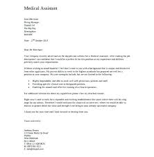cover letters for medical assistants collection of solutions application letter sample doctor medical