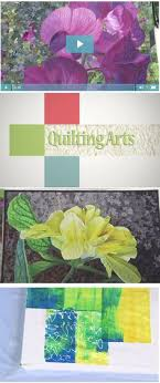Quilting Arts, August/September 2016 Digital Edition   Art ... & Create a dynamic background for your next art quilt! Watch and learn on  this episode Adamdwight.com