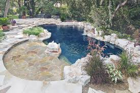 Natural looking in ground pools Residential Frequently Asked Questions About Keith Zars Pools Daily Journal Of Commerce Residential Pool Designs In San Antonio Keith Zars Pools