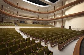Leighton Concert Hall Seating Chart Bleachers Chairs And Spectator Seating Hussey Seating Company