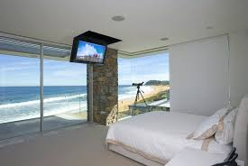 best height for wall mounted tv in bedroom proper height for wall mounted tv in bedroom