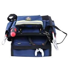 occidental leather electrician tool bag oxford cloth pouch waist holder