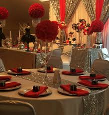 Elegant Party Decorations Hollywood Quinceaera Party Ideas Birthdays Sweet 16 And