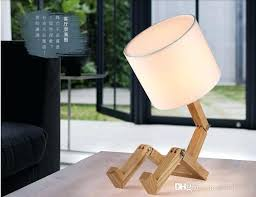 bedside lamp shades table lamps modern wooden lamps man shade table lamps for bedroom bedside lamp shades