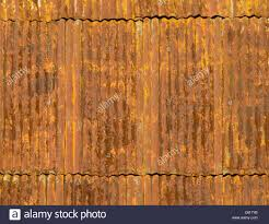 rusted corrugated metal roofing on dining table and chairs for oak dining table and chairs