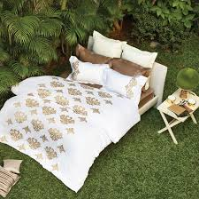 embroidery duvet cover bed linen