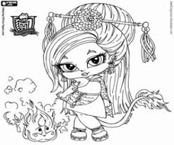 monster high baby coloring pages. Brilliant Pages And Monster High Baby Coloring Pages E
