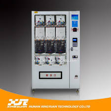 Custom Vending Machines Australia Impressive China Customized Vending Machine For Books TShirts Nail Polish