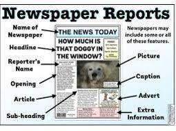 A Newspaper Article Newspaper Article By Teachers_choice12 Teaching Resources Tes