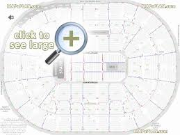 moda center seating chart with rows and seat numbers madison square garden basketball seating