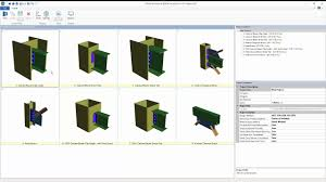 Descon Connection Design Software New Features In Risaconnection V10