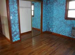 nicely done applied sponge paint technique blue Portland Oregon home house  for sale