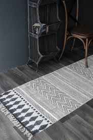 latest grey chevron runner rug cotton runner rugs roselawnlutheran