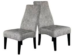 amazing plain grey fabric dining chairs lovely material chair black room dining room grey fabric dining