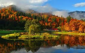 autumn mountains backgrounds. Autumn Mountain Wallpaper Widescreen Mountains Backgrounds O