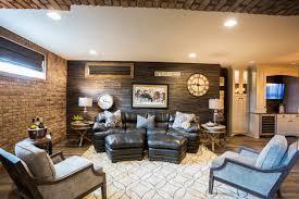 furniture for basement. A Refined \u0026 Rustic Basement Furniture For I