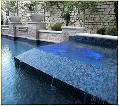 interior design glass tile pool waterline interior designer salary nj design glass tile pool waterline