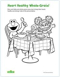 Small Picture 9 best sesame street coloring pages images on Pinterest Elmo