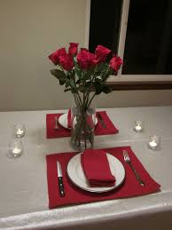 new how to set a romantic dinner table for two homekeepxyz