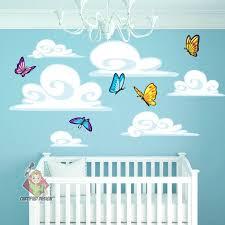 nursery wall decal erfly wall decal