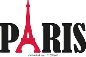 Eiffel Tower Logo Images, Stock Photos & Vectors | Shutterstock