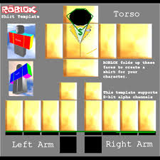 Roblox Clothes Maker Roblox Clothes Template Besttemplate Ml