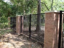 Iron Fence Houston TX Residential Commercial Fence