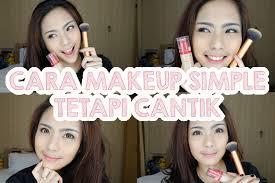 you cara makeup simple
