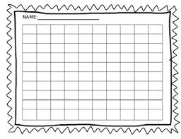 Fill In The Blank 100s Chart Editable Blank 100s Chart