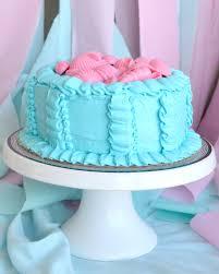 first birthday mermaid party diy smash cake