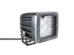 Defender Flood Lights Rok40 Led 40w Flood Light 4x10w By Lightforce