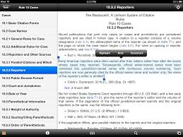 The Bluebook Goes Mobile Plus Five Free Downloads Lawsites