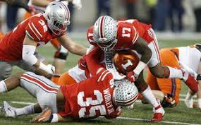 Ohio State Projected Depth Chart 2018 Ohio State Football 2018 Linebackers Depth Chart Projection