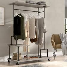 room clothes rack.  Room Nicola 4725 For Room Clothes Rack