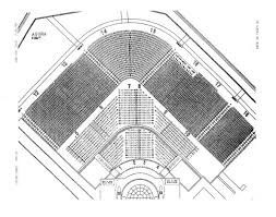 Molson Amphitheatre Detailed Seating Chart Molson Amp Seating Chart Bedowntowndaytona Com