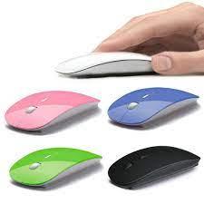 Satılık Ultra Ince 2.4 GHz Kablosuz Optik Fare Bilgisayar PC Fareler USB  Adaptörü ile tüm bilgisayar dizüstü bilgisayar faresi Mause Kablosuz < Fare  Ve Klavyeler - Ww4.Bizimlekazan.org