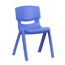 blue school chair. Exellent Blue This Review Is FromBlue Plastic Stackable School Chair With 1325 In Seat  Height With Blue E
