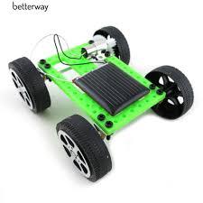 <b>Mini Solar Powered Racing</b> Car Vehicle Educational DIY Gadget Kit ...