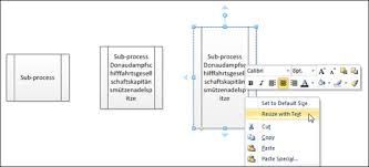 Microsoft Visio 2010 Tips For Creating Process And