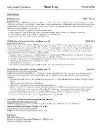 how long is a resume long long work history build long resume gap